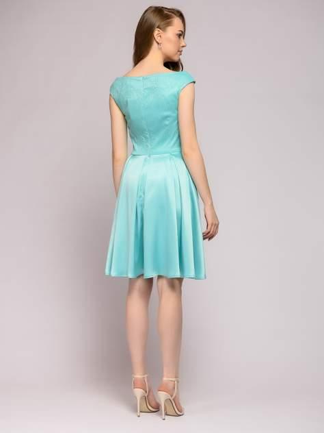 Вечернее платье женское 1001dress 0112001-01942MN зеленое 40
