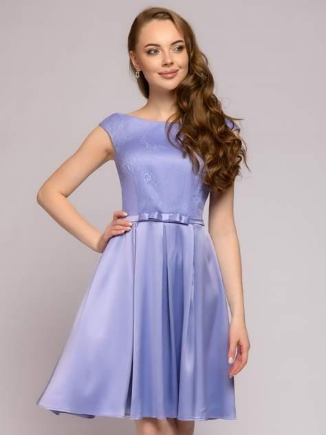 Вечернее платье женское 1001dress 0112001-01942LV фиолетовое 40