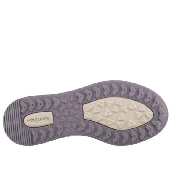 Кроссовки для девочек Viking цв. серый р-р. 35