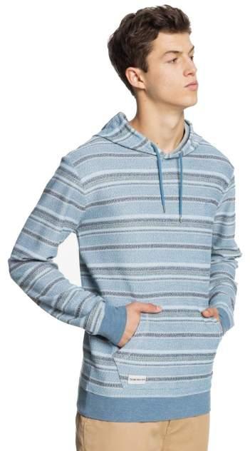 Толстовка мужская Quicksilver Eqyft04302_Bmn6, голубой