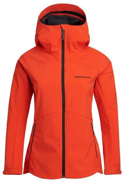 Спортивная ветровка Peak Performance G76722020, оранжевый