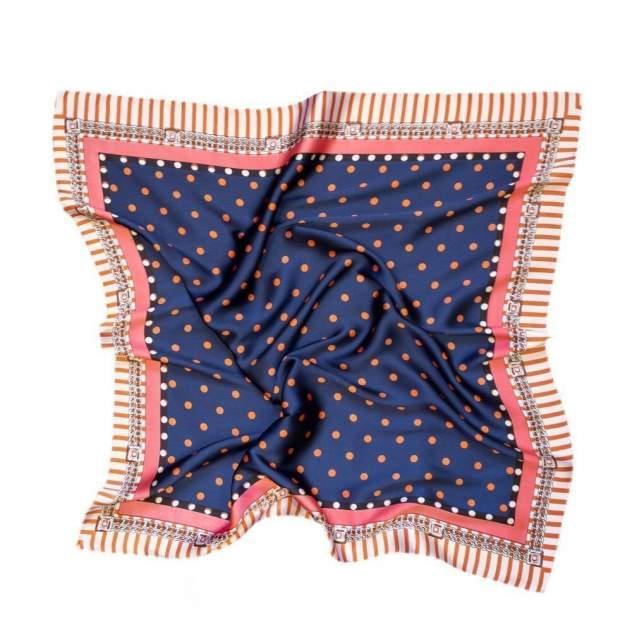 Шейный платок женский OTOKODESIGN 53997 разноцветный, 60x60 см