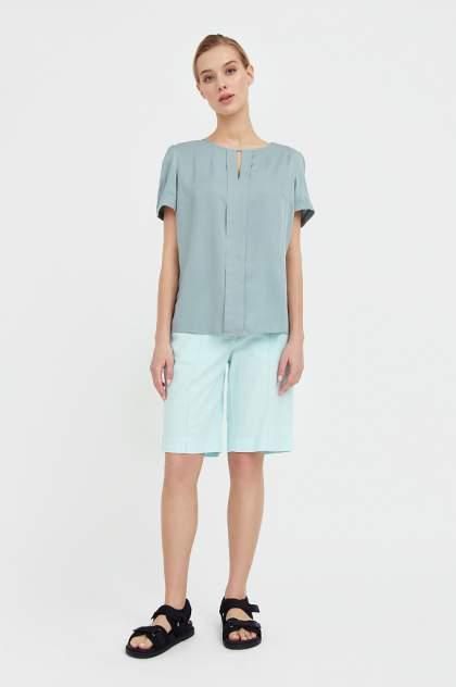 Женские шорты Finn Flare S21-11015, зеленый
