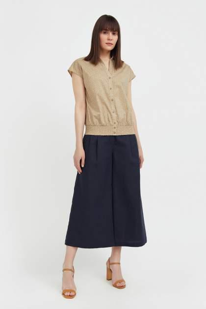 Женские брюки Finn Flare S21-110111R, черный