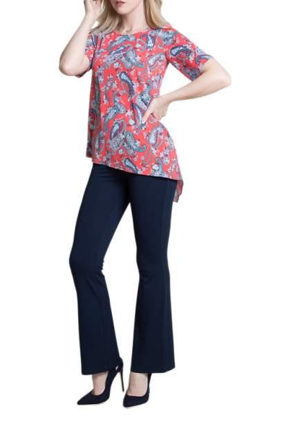 Блуза женская Незнакомка 03.2132.2200 оранжевая 48