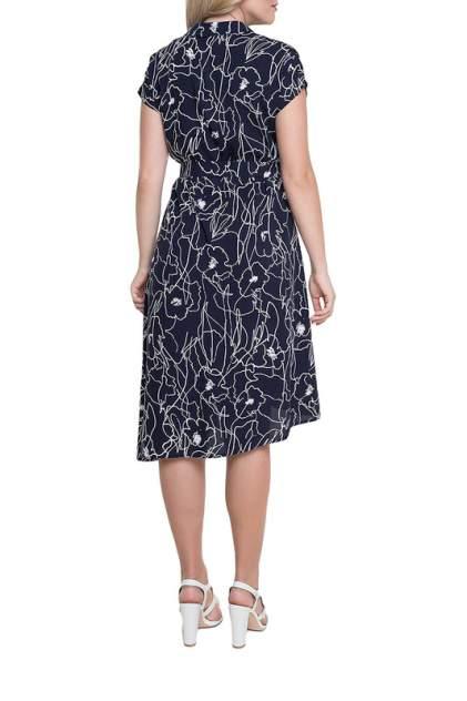 Платье женское Незнакомка 00.9353.2381 синее 52