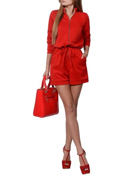 Комбинезон женский FRANCESCA LUCINI F14676, красный