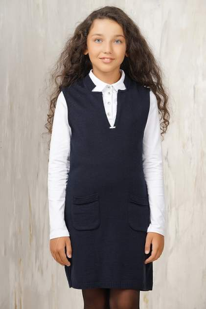 Сарафан детский VAY, цв.синий