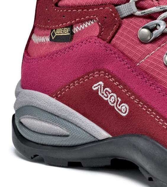 Ботинки Asolo Hiking Enforce Gv Jr Red Bud/Oxblood, р. 37,5