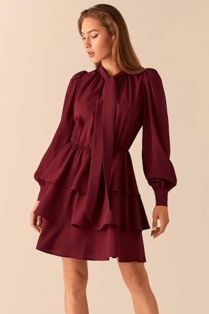 Платье женское LOVE REPUBLIC 0451021561/ фиолетовое 50-170