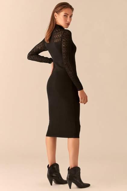 Платье женское LOVE REPUBLIC 0451320569/ черное XS-170