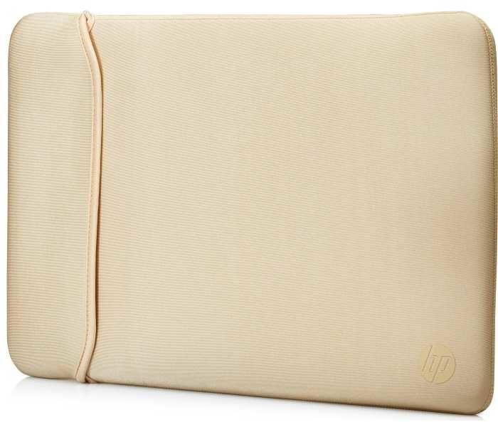 """Чехол для ноутбука HP Chroma Sleeve 15.6"""" черный/золотистый"""