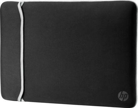 """Чехол для ноутбука HP Chroma 14"""" черный/серебристый"""