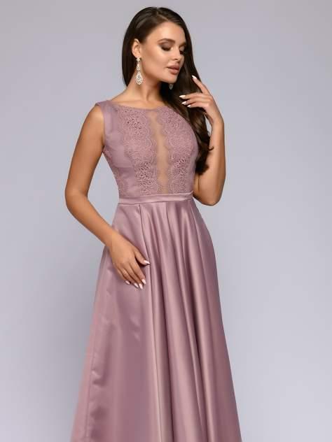 Вечернее платье женское 1001dress 0112001-01993SP розовое 44