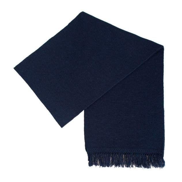 Шарф унисекс Kamukamu 699594 синий