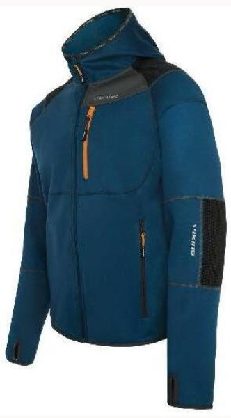 Толстовка Viking Alpine, blue, L