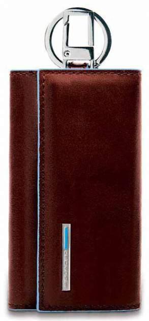 Ключница Piquadro Blue Square PC1397B2 коричневая