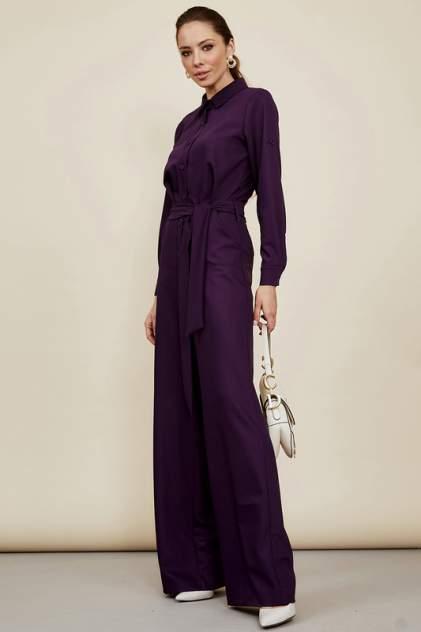 Комбинезон женский AVEMOD AV 813, фиолетовый