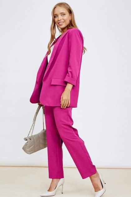 Женский костюм AVEMOD AV 1003, розовый