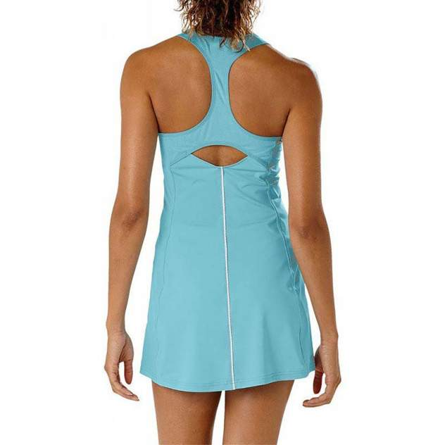 Женское платье Asics Dress 154421-8099 голубой XL