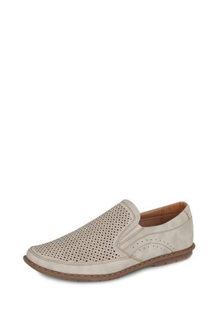 Мужские полуботинки T.Taccardi 710019157, серый