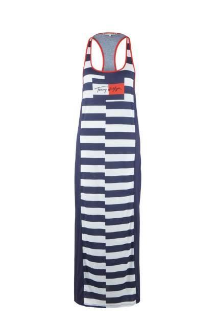 Домашнее платье женское Tommy Hilfiger UW0UW02147 синее M