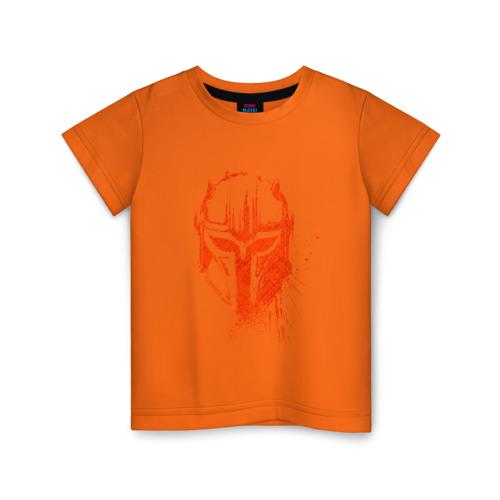 Детская футболка ВсеМайки The Armorer The Mandalorian, размер 86