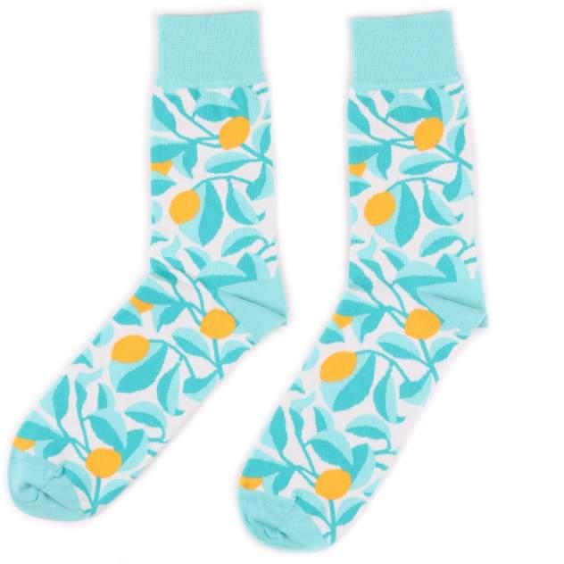 Набор носков Burning heels Lemons Industry разноцветный 36-38