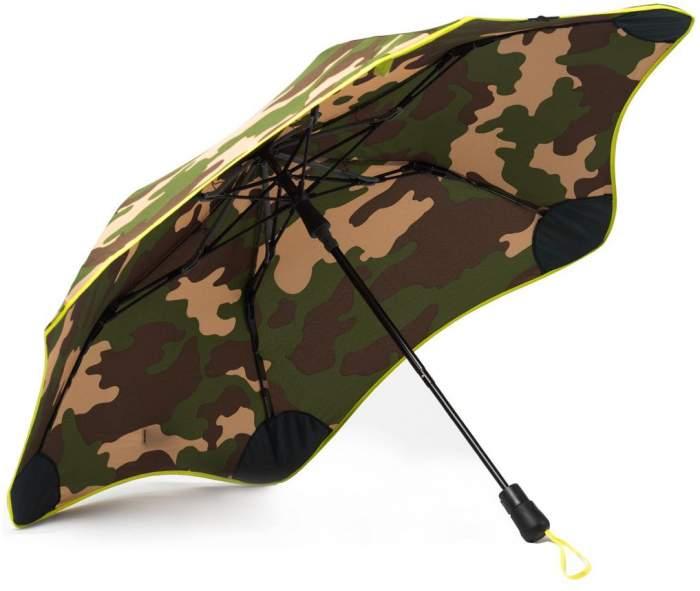 Зонт гольфер унисекс автоматический Blunt BL-XS-CAM-Y разноцветный