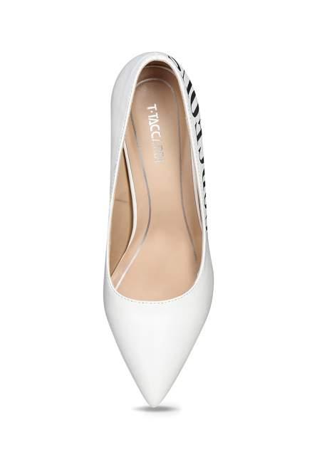 Туфли женские T.Taccardi K0613PM-2B белые 38 RU