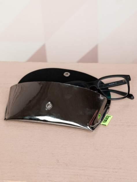 Футляр для очков унисекс Bansa Chrome Sheldy черный