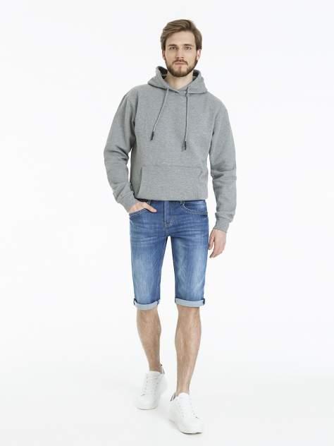 Джинсовые шорты мужские Velocity MSV021 синие 42/34