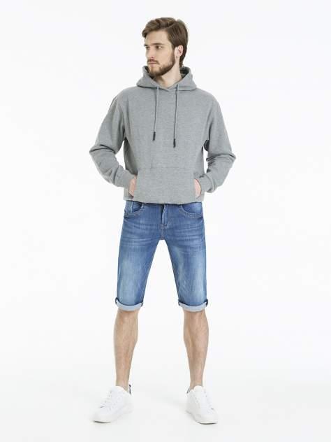 Джинсовые шорты мужские Velocity MSV021 синие 33/34