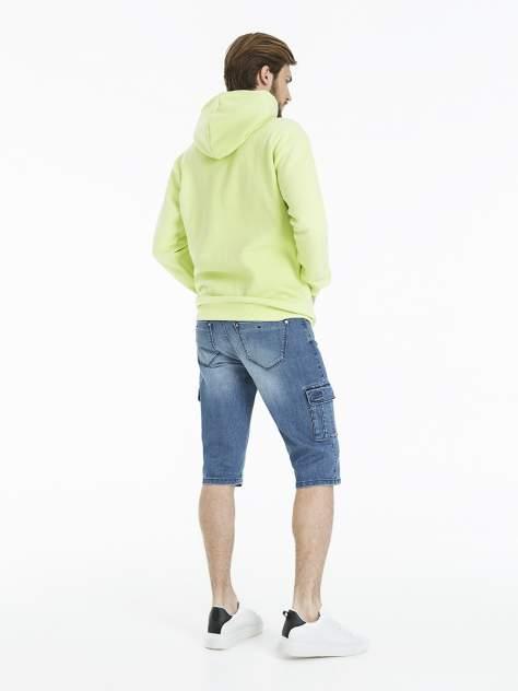 Джинсовые шорты мужские Velocity MSV019 синие 36/34