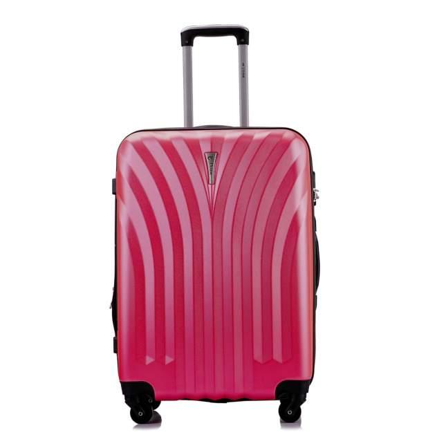 Чемодан L'case Phuket Peach pink (Розовый) L (34*48*76) с расширением