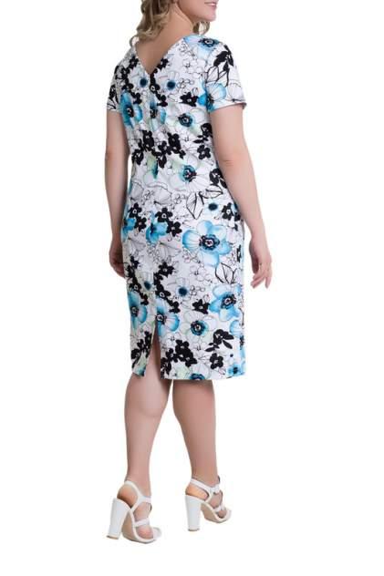 Платье женское Незнакомка 00.9254.1953 белое 52