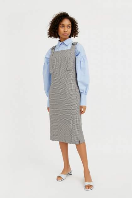 Женское платье Finn Flare B21-11012, черный