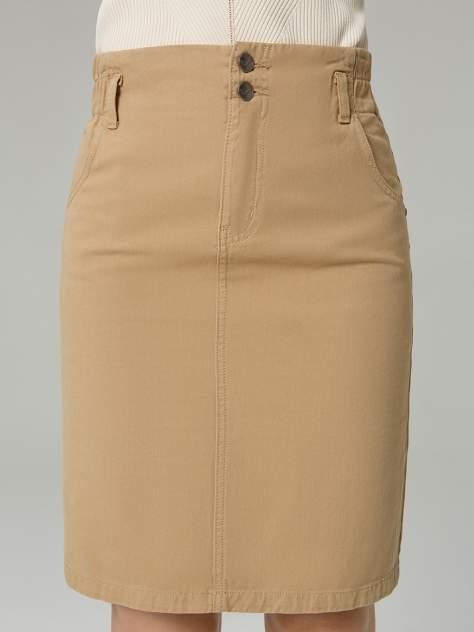 Женская юбка Velocity LUS029, бежевый