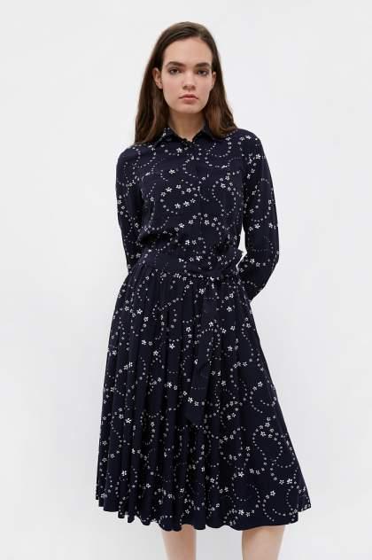 Женское платье Finn Flare B21-32047, синий