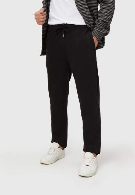 Спортивные брюки Modis M212M00490, черный