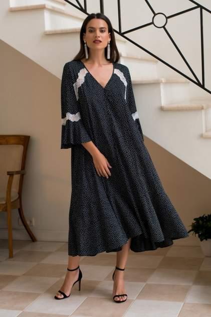 Домашнее платье Laete 61554-1, черный