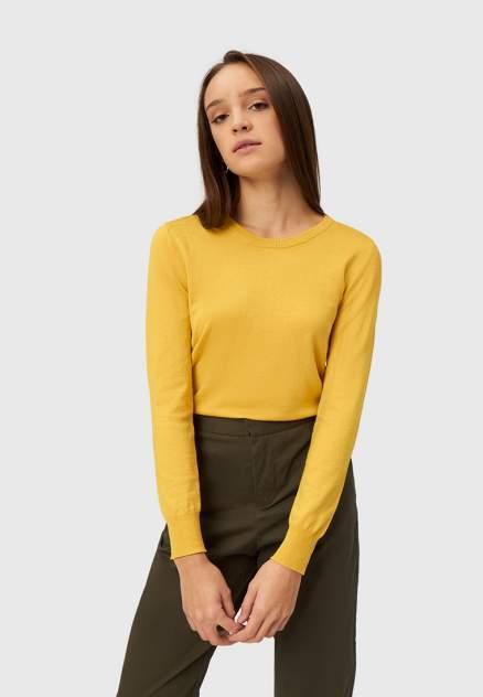 Джемпер женский Modis M212W00552, желтый