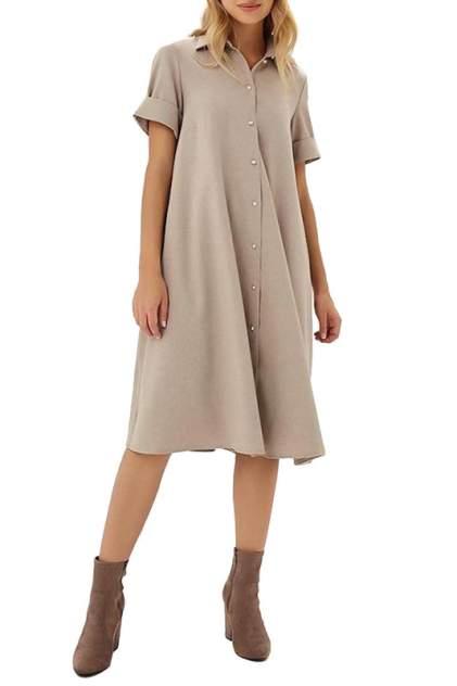 Платье женское Alina Assi 11-525-999 бежевое M
