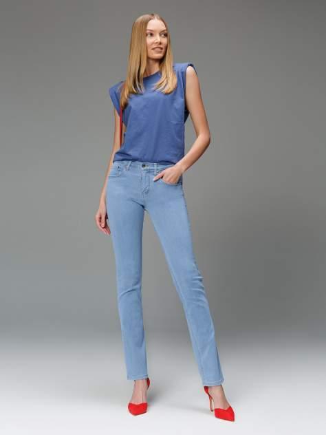 Женские джинсы  Velocity W511-MT, голубой