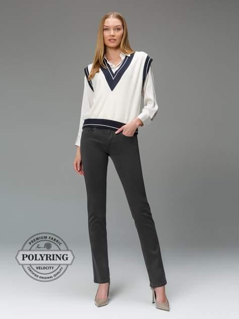 Женские джинсы  Velocity W511-MT, серый