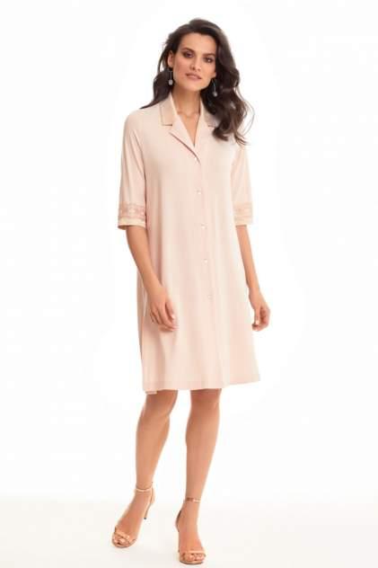 Домашнее платье Laete 51864L, бежевый