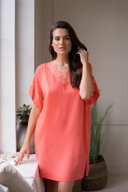 Домашнее платье Laete 51669-1, оранжевый