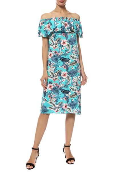 Платье женское Rocawear R031875 голубое M