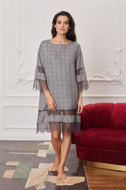 Домашнее платье Laete 51896, серый