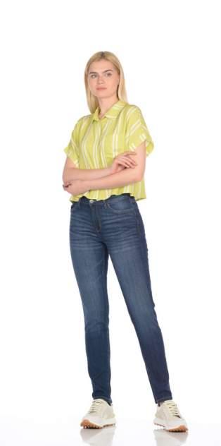 Женские джинсы  Rovello RW22014, синий